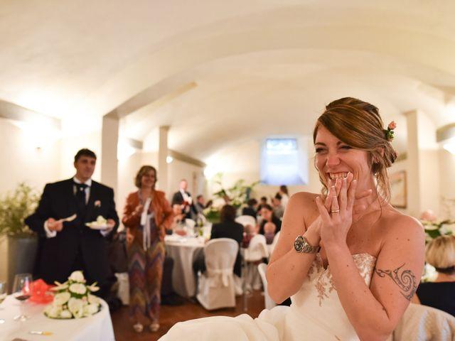 Il matrimonio di Enrico e Barbara a Firenze, Firenze 129
