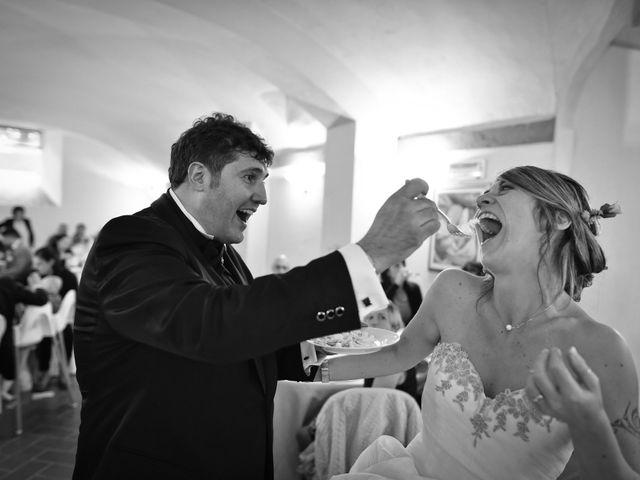 Il matrimonio di Enrico e Barbara a Firenze, Firenze 131