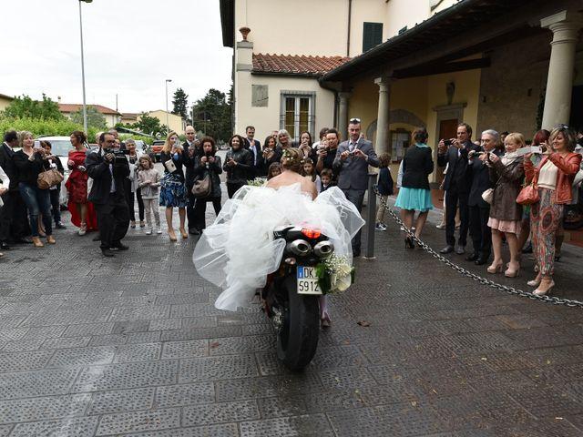 Il matrimonio di Enrico e Barbara a Firenze, Firenze 47