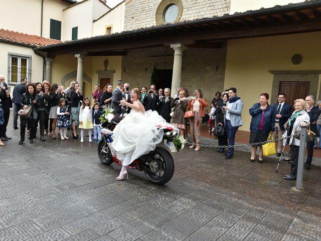 Il matrimonio di Enrico e Barbara a Firenze, Firenze 48