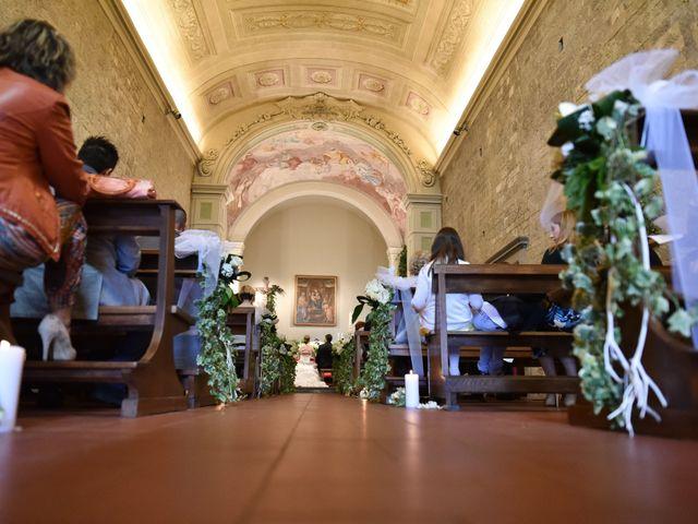 Il matrimonio di Enrico e Barbara a Firenze, Firenze 55