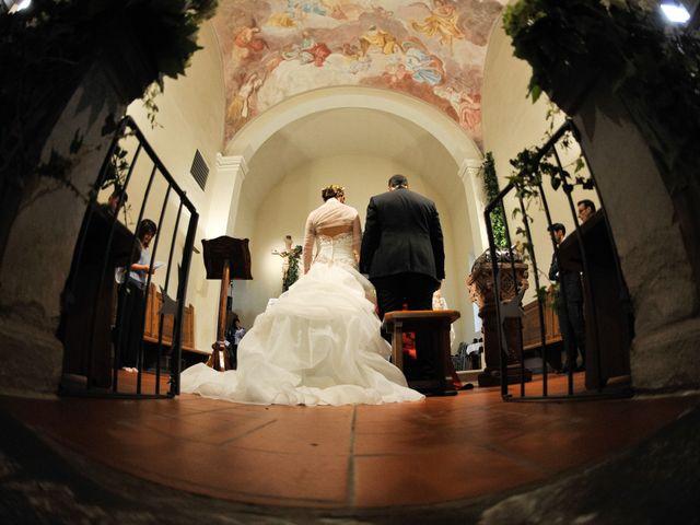 Il matrimonio di Enrico e Barbara a Firenze, Firenze 80