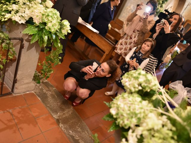 Il matrimonio di Enrico e Barbara a Firenze, Firenze 85