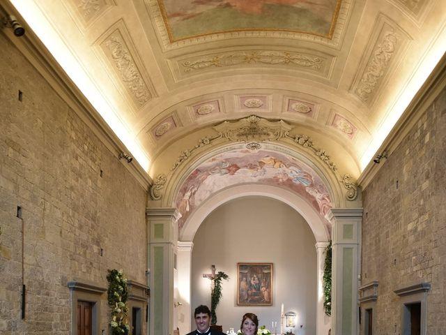 Il matrimonio di Enrico e Barbara a Firenze, Firenze 86