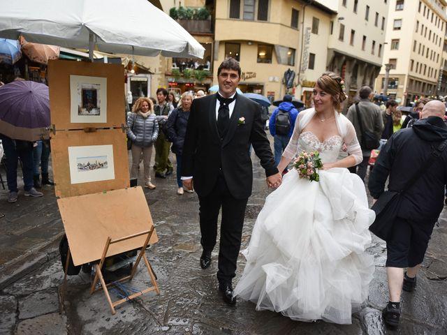 Il matrimonio di Enrico e Barbara a Firenze, Firenze 94