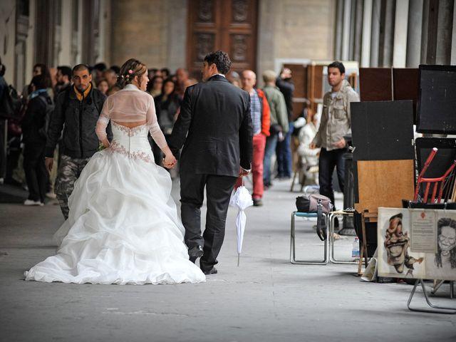 Il matrimonio di Enrico e Barbara a Firenze, Firenze 97