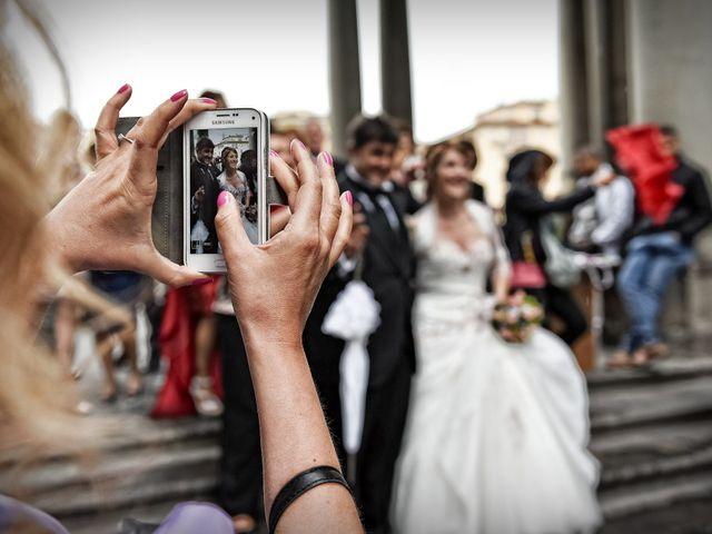 Il matrimonio di Enrico e Barbara a Firenze, Firenze 103