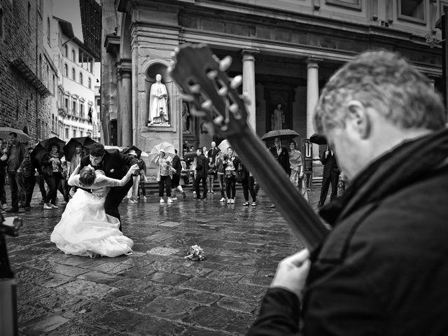 Il matrimonio di Enrico e Barbara a Firenze, Firenze 108