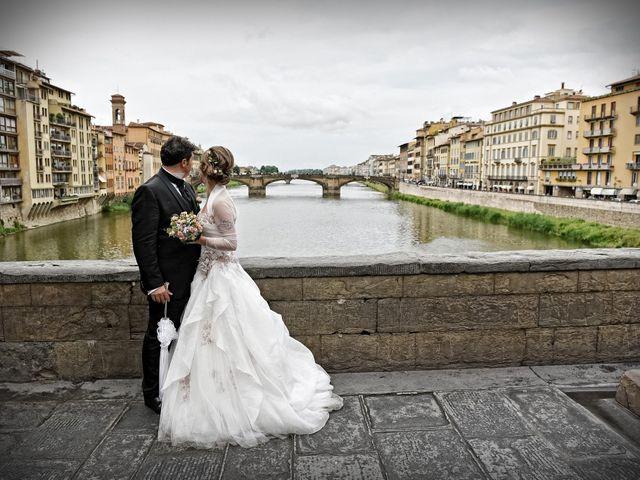 Il matrimonio di Enrico e Barbara a Firenze, Firenze 111