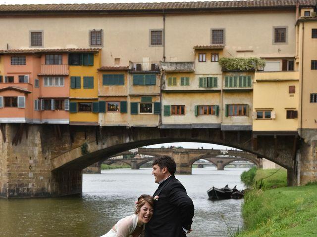 Il matrimonio di Enrico e Barbara a Firenze, Firenze 113