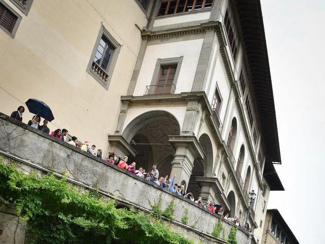 Il matrimonio di Enrico e Barbara a Firenze, Firenze 114
