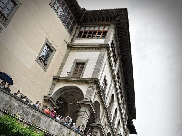 Il matrimonio di Enrico e Barbara a Firenze, Firenze 115
