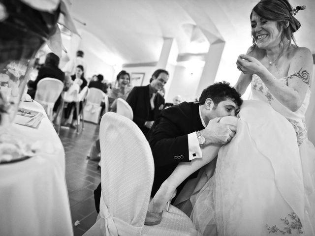 Il matrimonio di Enrico e Barbara a Firenze, Firenze 130