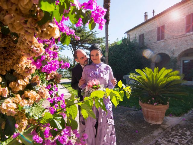 Il matrimonio di Francesco e Loredana a Porto San Giorgio, Fermo 2