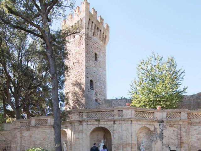 Il matrimonio di Francesco e Loredana a Porto San Giorgio, Fermo 4