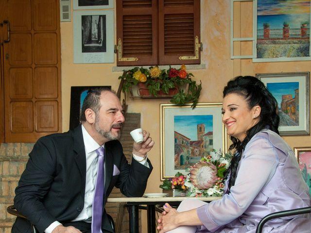 Il matrimonio di Francesco e Loredana a Porto San Giorgio, Fermo 13