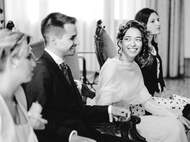 Il matrimonio di Luca e Serena a Vicenza, Vicenza 6