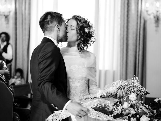 Il matrimonio di Luca e Serena a Vicenza, Vicenza 7