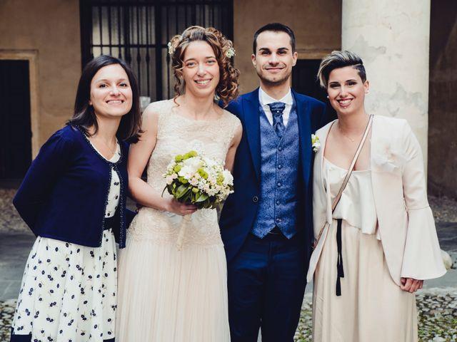 Il matrimonio di Luca e Serena a Vicenza, Vicenza 8