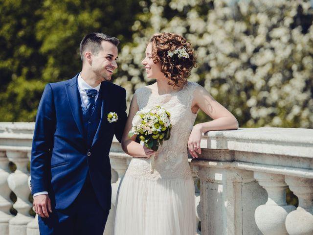 Il matrimonio di Luca e Serena a Vicenza, Vicenza 9