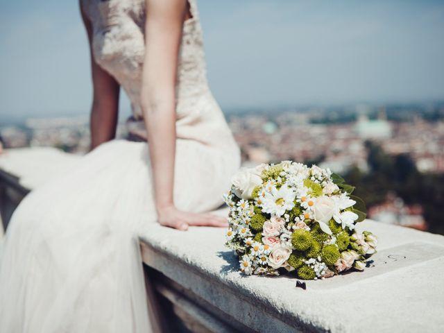 Il matrimonio di Luca e Serena a Vicenza, Vicenza 10