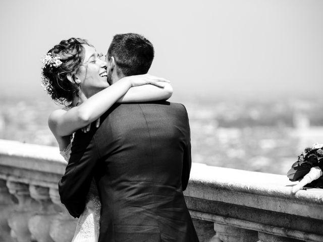 Il matrimonio di Luca e Serena a Vicenza, Vicenza 11
