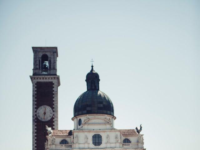 Il matrimonio di Luca e Serena a Vicenza, Vicenza 13