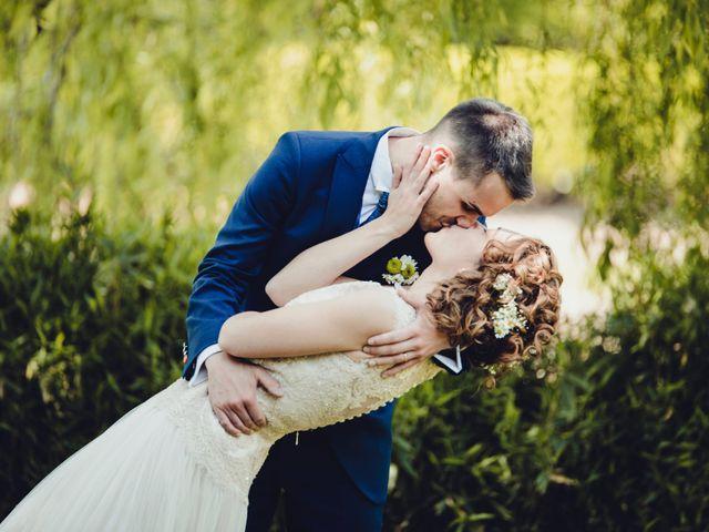 Il matrimonio di Luca e Serena a Vicenza, Vicenza 1