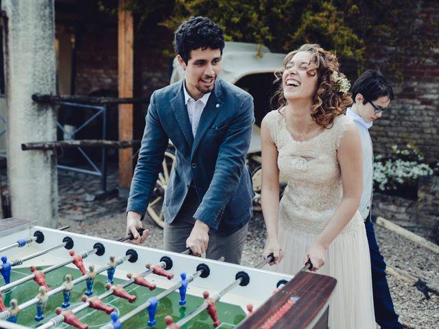Il matrimonio di Luca e Serena a Vicenza, Vicenza 20