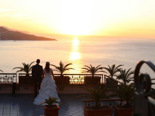 Il matrimonio di Tommaso e Valeria a Vico Equense, Napoli 1