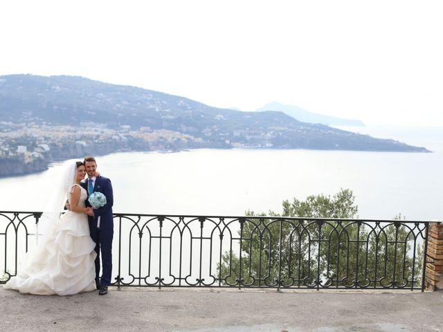Il matrimonio di Tommaso e Valeria a Vico Equense, Napoli 2
