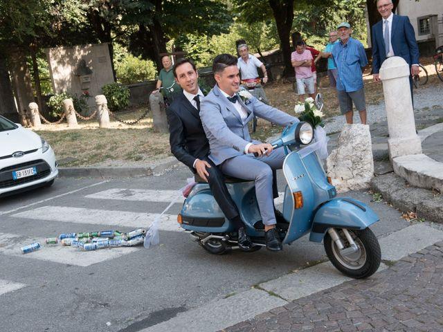 Il matrimonio di Roberto e Chiara a Martinengo, Bergamo 11