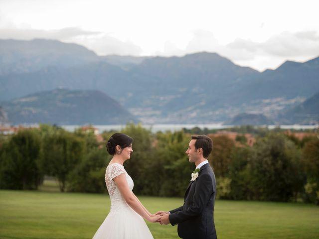 Il matrimonio di Roberto e Chiara a Martinengo, Bergamo 20
