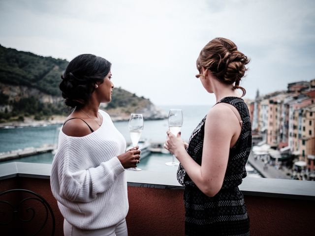 Il matrimonio di Brando e Kristin a Portovenere, La Spezia 38