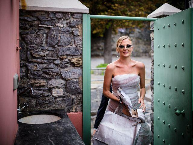 Il matrimonio di Brando e Kristin a Portovenere, La Spezia 43