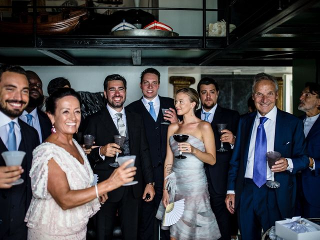 Il matrimonio di Brando e Kristin a Portovenere, La Spezia 45