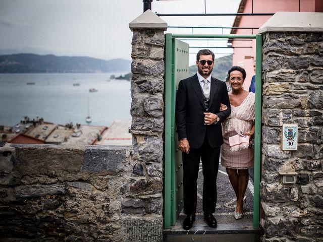 Il matrimonio di Brando e Kristin a Portovenere, La Spezia 47
