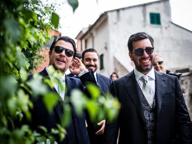 Il matrimonio di Brando e Kristin a Portovenere, La Spezia 49