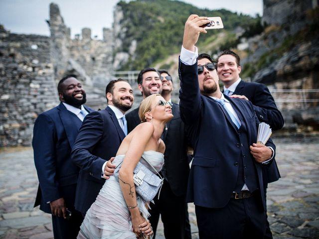 Il matrimonio di Brando e Kristin a Portovenere, La Spezia 50