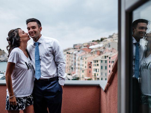 Il matrimonio di Brando e Kristin a Portovenere, La Spezia 53