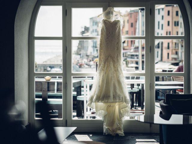 Il matrimonio di Brando e Kristin a Portovenere, La Spezia 1