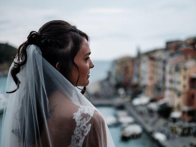 Il matrimonio di Brando e Kristin a Portovenere, La Spezia 62