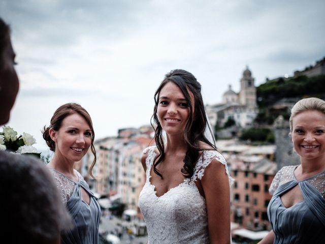 Il matrimonio di Brando e Kristin a Portovenere, La Spezia 68
