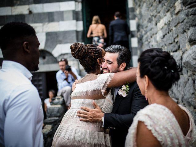 Il matrimonio di Brando e Kristin a Portovenere, La Spezia 69