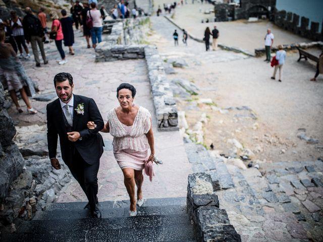 Il matrimonio di Brando e Kristin a Portovenere, La Spezia 70