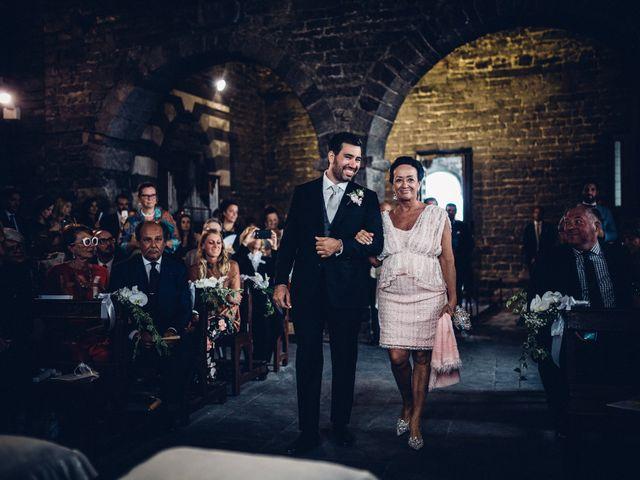 Il matrimonio di Brando e Kristin a Portovenere, La Spezia 71