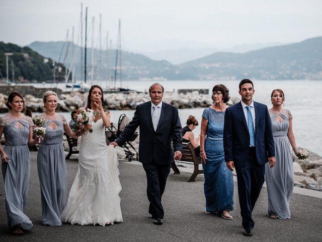 Il matrimonio di Brando e Kristin a Portovenere, La Spezia 72