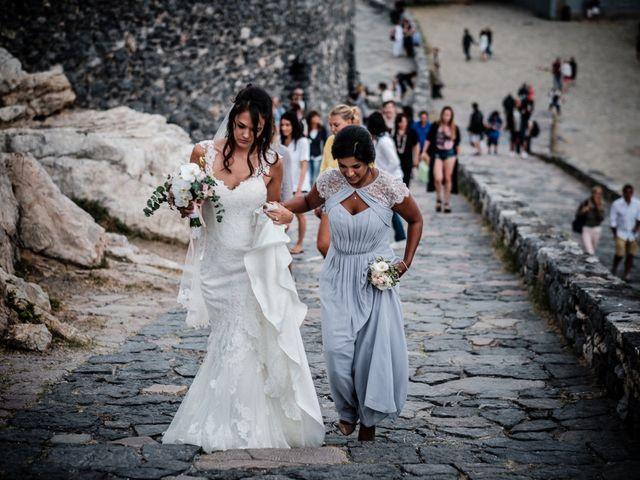 Il matrimonio di Brando e Kristin a Portovenere, La Spezia 74