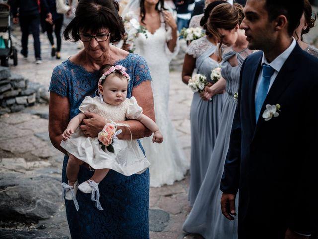 Il matrimonio di Brando e Kristin a Portovenere, La Spezia 75