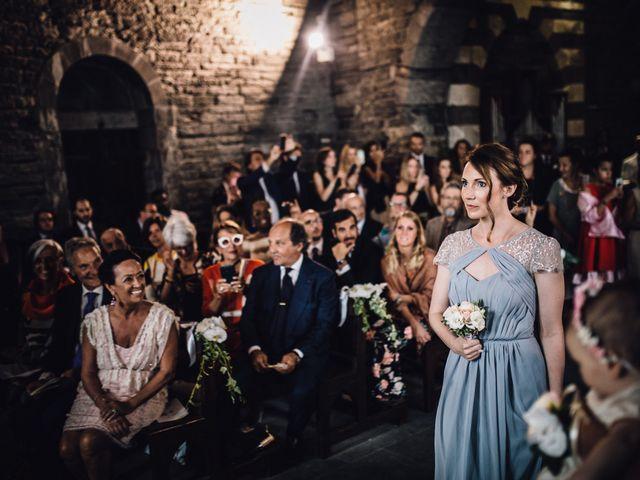 Il matrimonio di Brando e Kristin a Portovenere, La Spezia 76